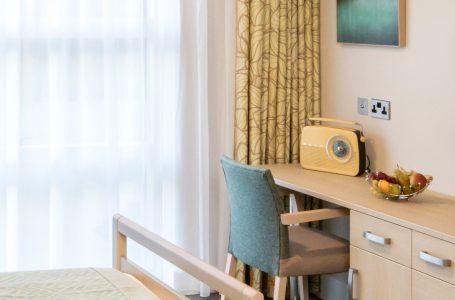 Bedroom at Casa di Lusso Dementia Care Home Bridgwater