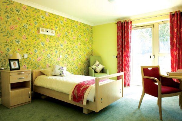 La Fontana Bedroom