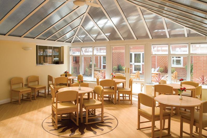 Conservatory dementia home taunton