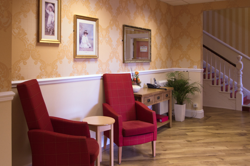 Clarence Park Nursing Home Care 7 9 Road North Weston Super Mare Somerset BS23 4AT
