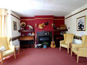 Dementia Care Home Music Room