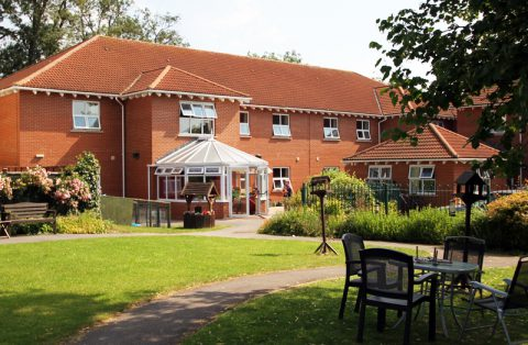 Aspen Court Dementia Care Home Taunton