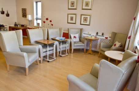 The Lounge, Stuart House, Weston-super-Mare