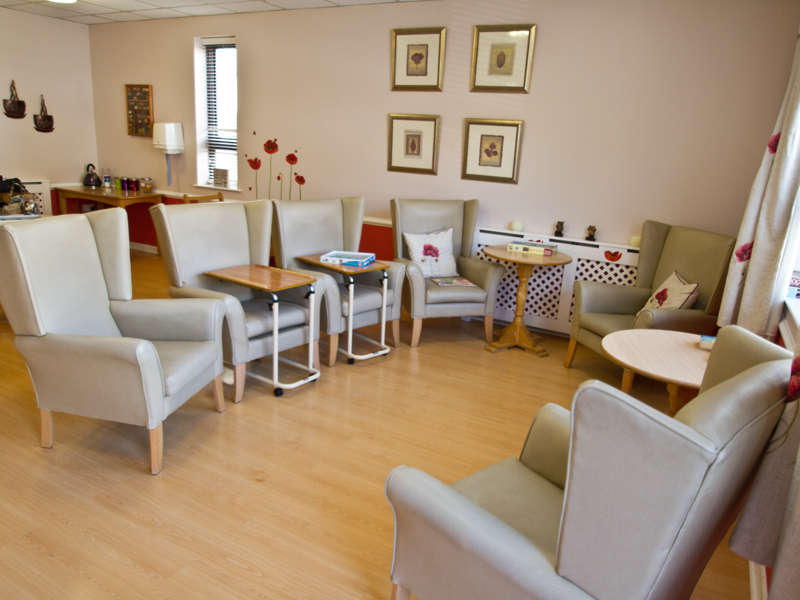 The Lounge, Stuart House, Weston-super-Mare