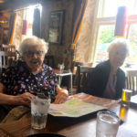 Residents at The Admirals Table Pub