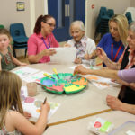 Little Pips join together with Immacolata House