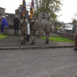 remembrance service at Huish Episcopi Church in Langport