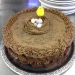 Immacolata House's home made Easter Cake