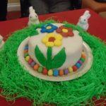 Aspen Court's finished Easter Cake