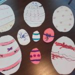 Casa di Lusso resident's finished Easter egg pictures