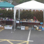 Stalls at Immacolata House Summer Fete