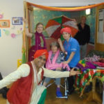 Aspen Court care home with Avtar Indian Dance raising money for Kerala flood