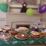 Immacolata House Dementia Care Home Langport Macmillan Coffee Morning