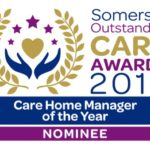 Nominee for Care Home Manager of The Year