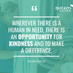 Notaro Care Homes need amazing people to do amazing things.