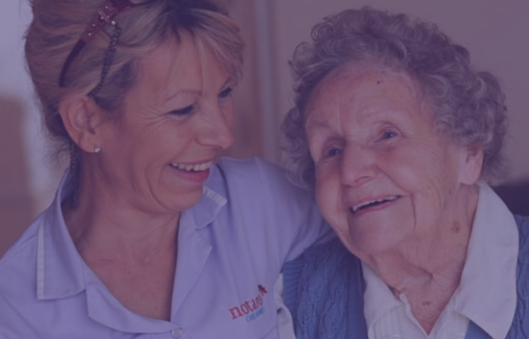 Our team make a difference every day, could you? Notaro Care Homes recruitment