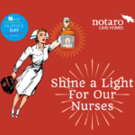 Shine a light for our nurses